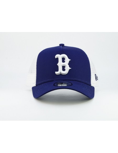 NEW ERA ESSENTIAL TRUCKER BOSTON RED SOX