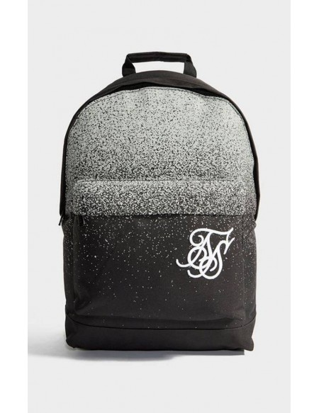 SIKSILK REFLECTIVE SPLATTER POUCH BACKPACK