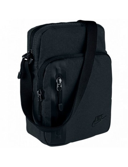 NIKE TECH SMALL ITEMS BAG NEGRO