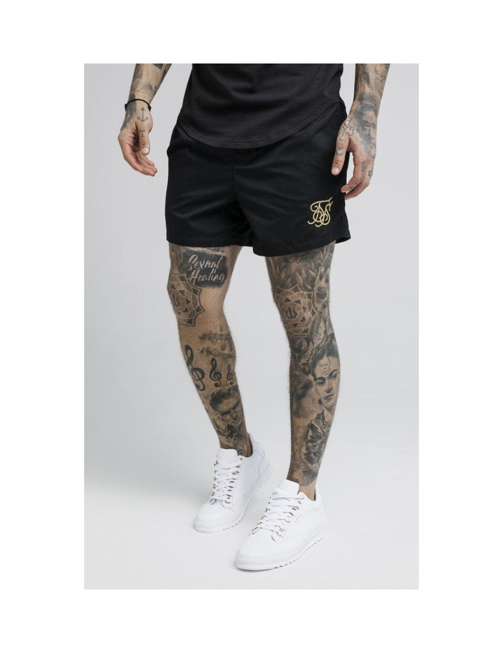 SIKSILK STANDARD SWIM SHORTS