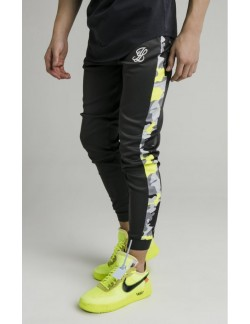 ILLUSIVE LONDON PANELLED CUFFED JOGGERS