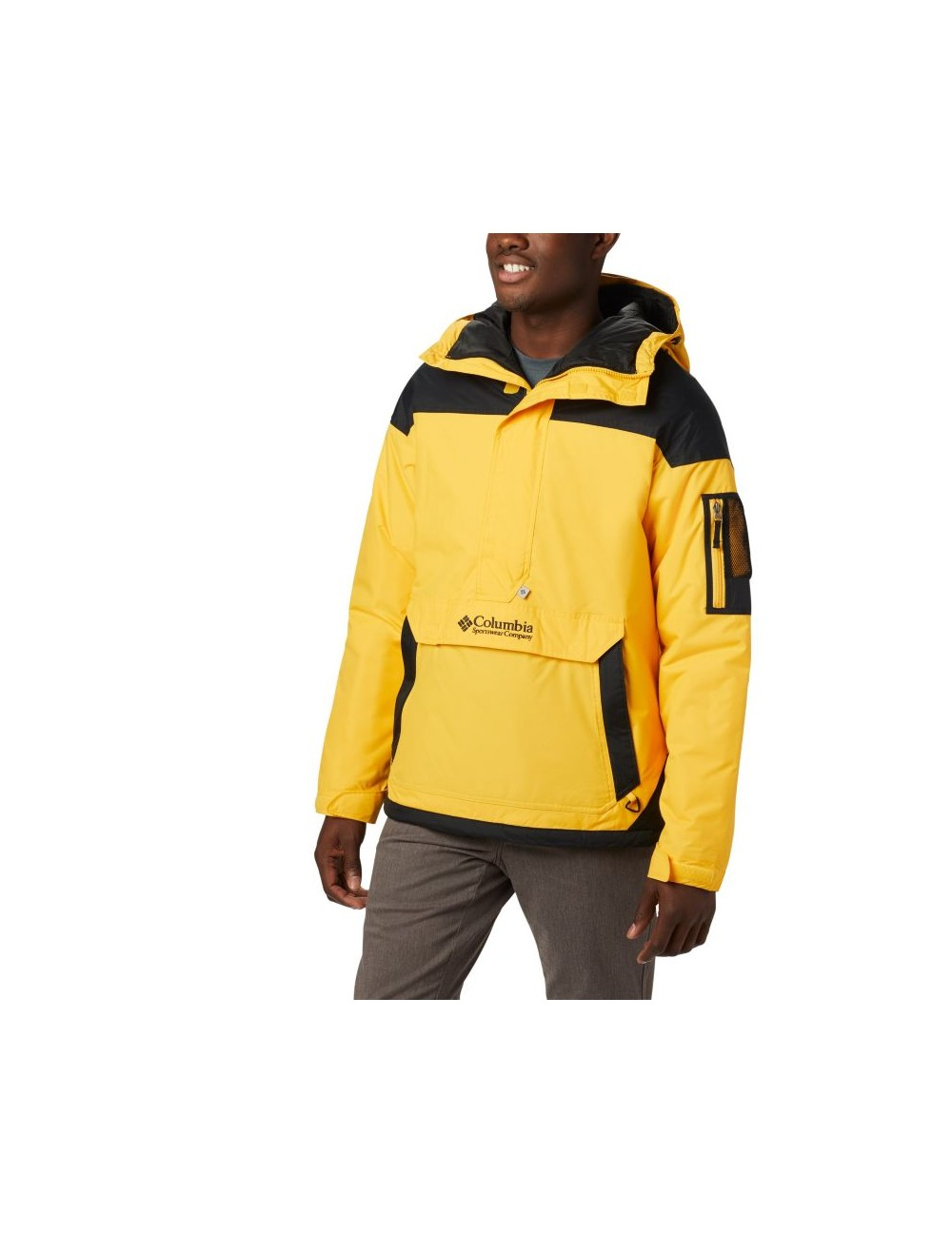 COLUMBIA CHALLENGER PULLOVER