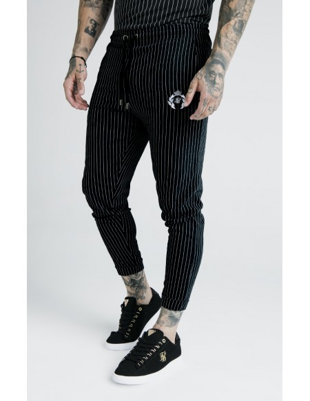 SIKSILK X DANI ALVES FITTED SMART PANTS