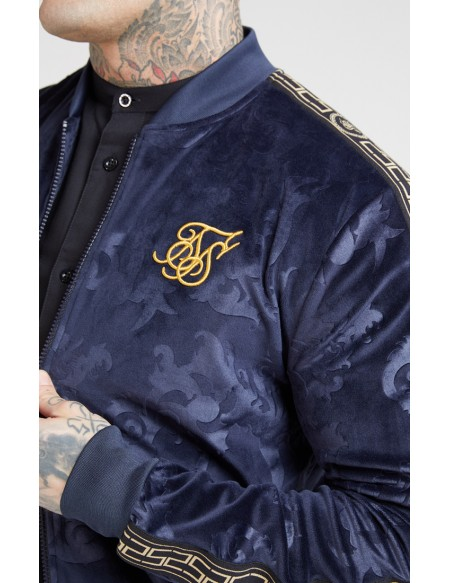 SIKSILK DEBOSSED VELOUR