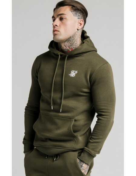 SIKSILK MUSCLE FIT OVERHEAD