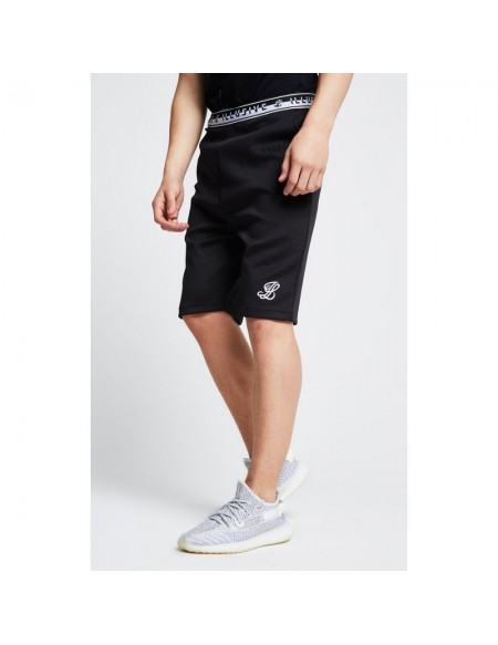 ILLUSIVE LONDON TAPED JERSEY SHORTS