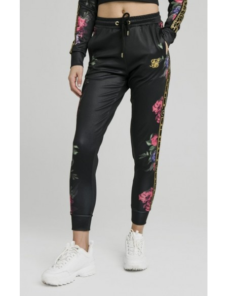 SIKSILK OIL PAINT TRACK PANTS