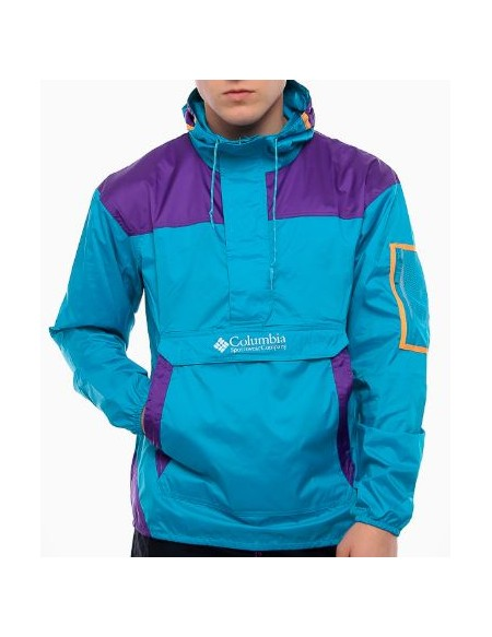 COLUMBIA M CHALLENGER WINDBREAKER