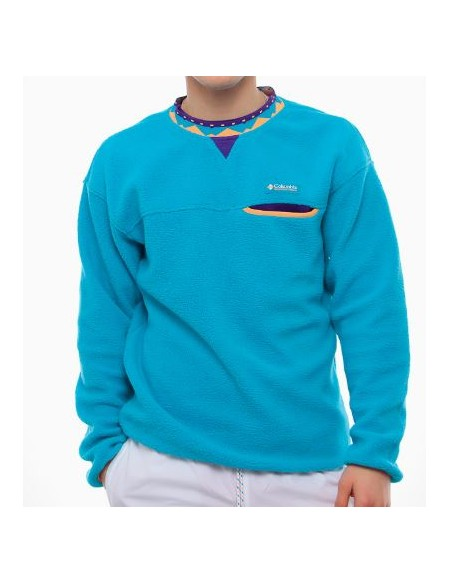 COLUMBIA M WAPITOO FLEECE PULLOVER