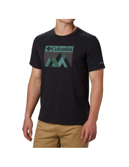 COLUMBIA M ALPINE WAY GRAPHIC TEE
