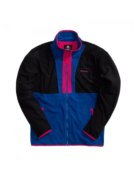 COLUMBIA BACK BOWL FLEECE LIGHWEIGHT