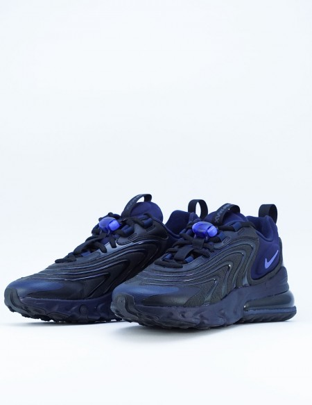 NIKE AIR MAX 270 REACT ENG AZUL NEGRO