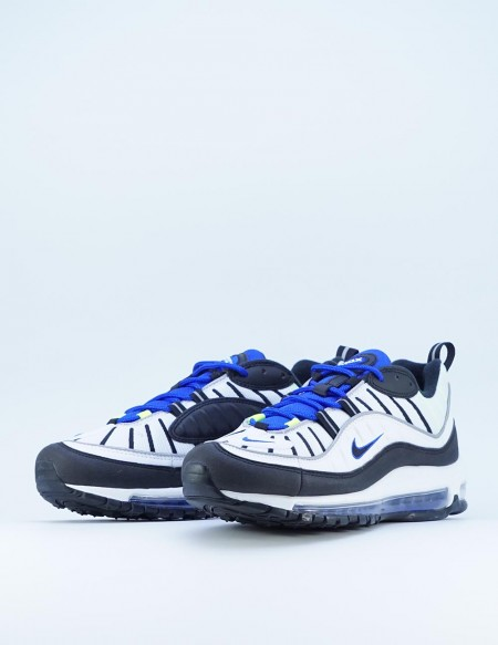 NIKE AIR MAX 98 BLANCO/AZUL