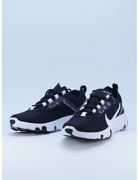 NIKE RENEW ELEMENT 55 BLACK/WHITE-ANTHRACITE