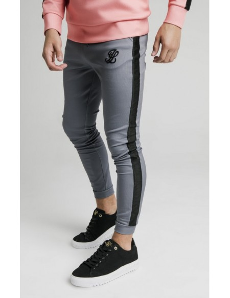 ILLUSIVE LONDON ATHLETE PANTS GREY