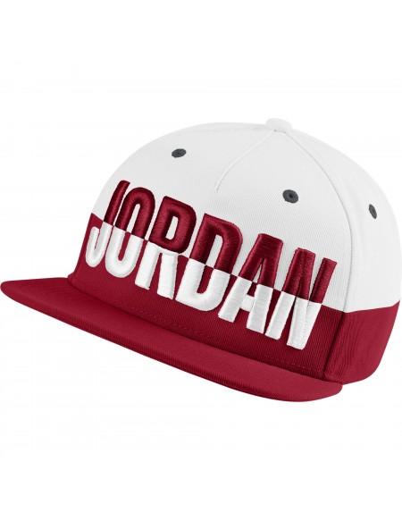 JORDAN PRO POOLSIDE RED/WHITE
