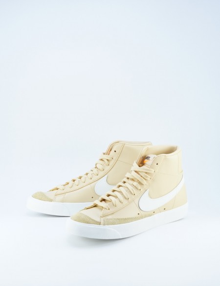 NIKE BLAZER MID `77 CANVAS/WHITE