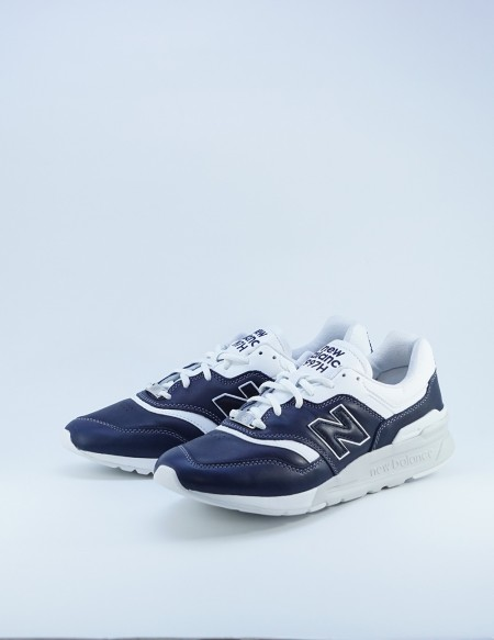 NEW BALANCE 997 HEO NAVY/WHITE