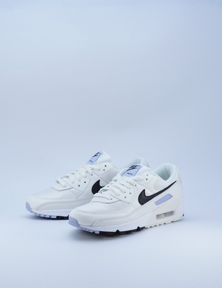 NIKE AIR MAX 90 SAIL/BLACK-GHOST