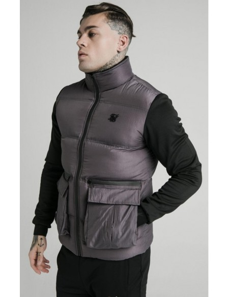 SIKSILK NEO INSTINCT DARK GREY