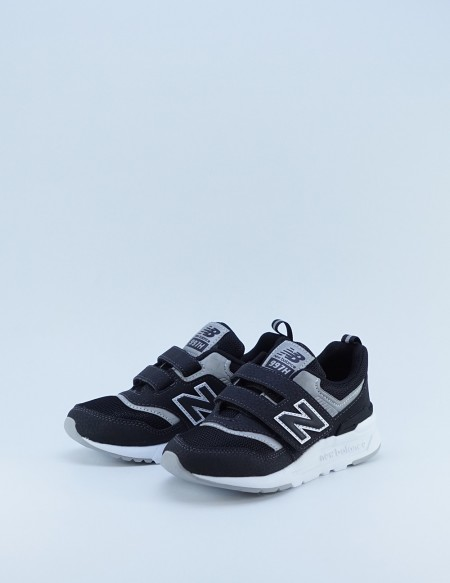 NEW BALANCE PZ 997 HFI BLACK/WHITE