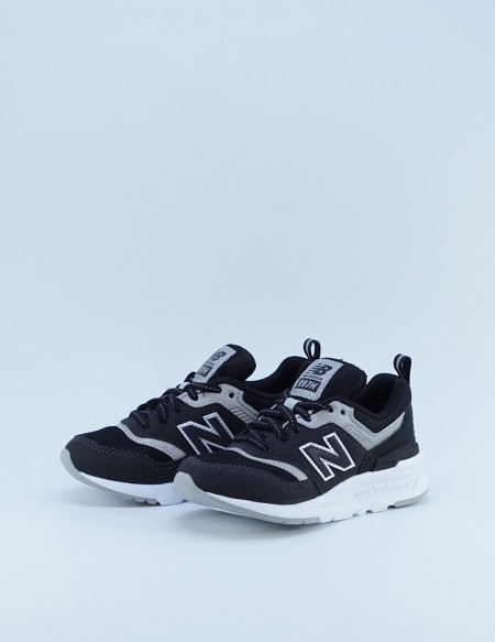 NEW BALANCE PR997 HFI BLACK/WHITE