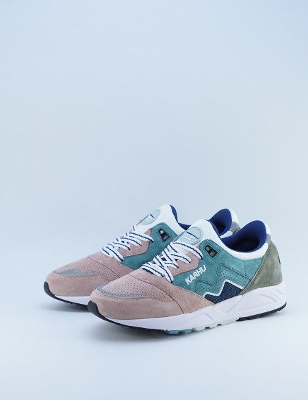 KARHU ARIA 95 OIL BLUE/MISTY ROSE