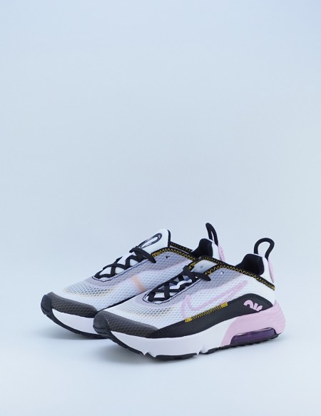 NIKE AIR MAX 2090 WHITE/ARTIC PINK