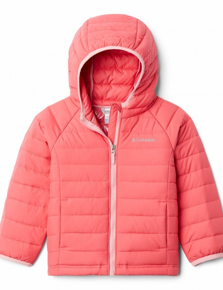 COLUMBIA Y POWDER LITE PINK