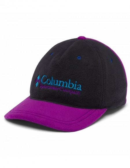 COLUMBIA FLEECE CAP BLACK