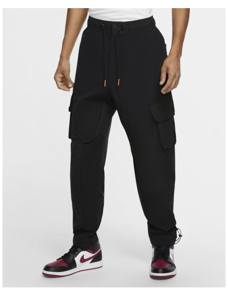JORDAN 23 ENGINEERED CARGO PANTS BLACK/INFRARED