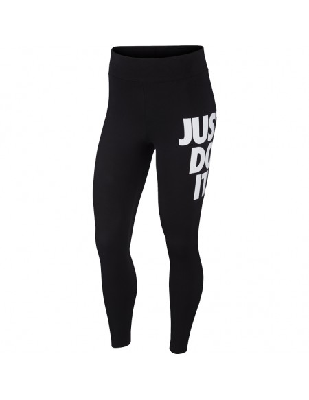 NIKE SPORTSWEAR LEG-A-SEE JDI BLACK/WHITE
