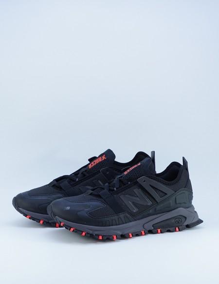 NEW BALANCE MSXRCTWB BLACK/VIVE RED