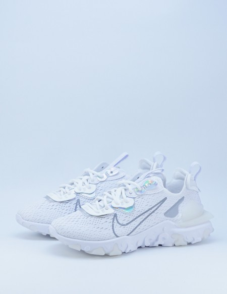 NIKE NSW REACT VISION ESSENTIAL WHITE/WHITE