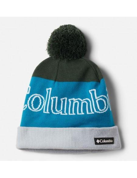COLUMBIA WINTER BLUR BEANIE SPRUCE