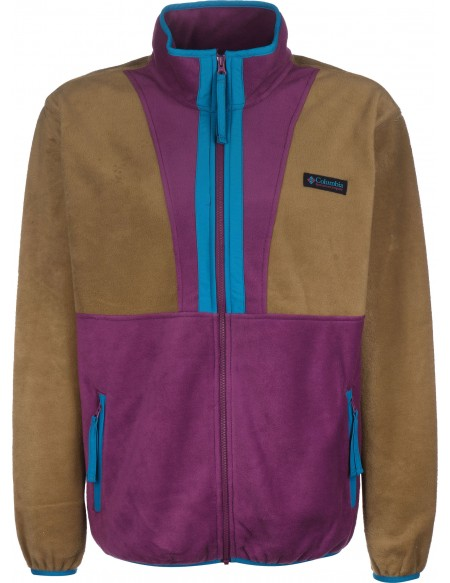 COLUMBIA BACK BOWL FULL ZIP DELTA