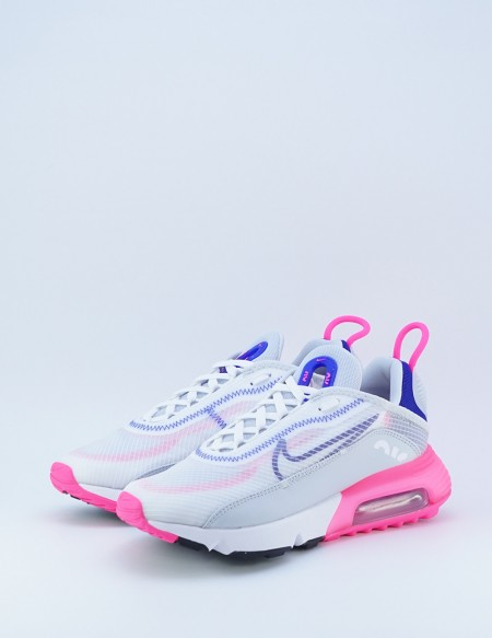 NIKE AIR MAX 2090 WHITE/CONCORD-PINK