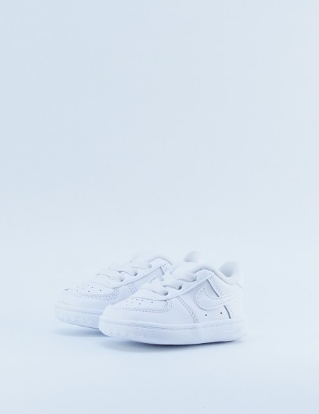 NIKE FORCE 1 CRIB WHITE