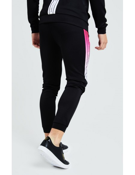 ILLUSIVE LONDON FLUX TAPED JOGGER BLK PINK