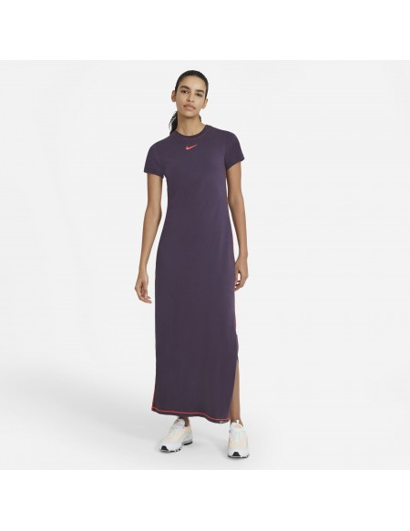 NIKE SPORTSWEAR ICON CLASH DARK RAISE DRESS