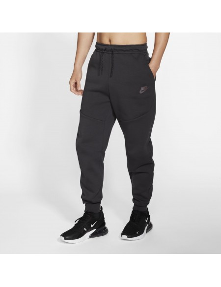 NIKE SPORTSWEAR TECH FLEECE DK SMOKE GREY