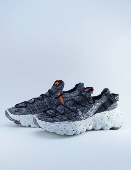 NIKE SPACE HIPPIE 04 IRON GREY/PHOTON DUST-BLACK