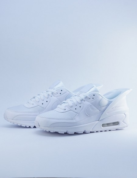 NIKE AIR MAX 90 FLYEASE WHITE