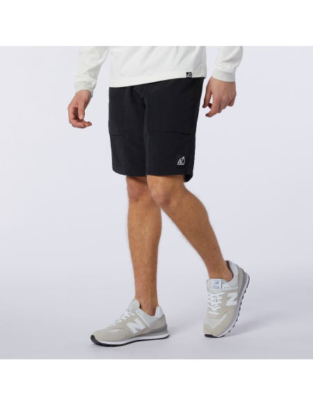 NEW BALANCE ALL TERRAIN SHORT BLACK