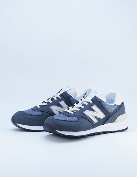 NEW BALANCE 574 NAVY/BEIG