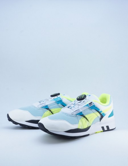 PUMA XS 7000 OG CAPRI BREEZE-PUMA WHITE