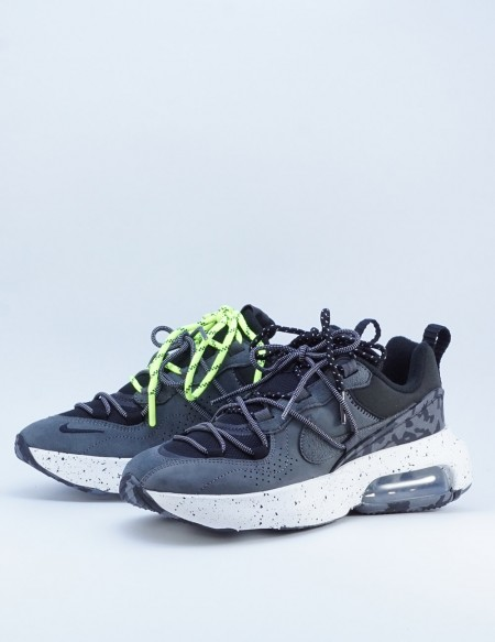 NIKE AIR MAX VIVA BLACK/IRON GREY-SUMMIT WHITE-VOLT GLOW