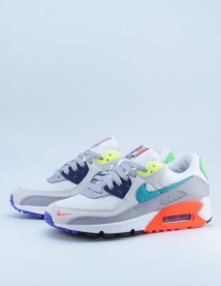 NIKE AIR MAX 90 EOI PEARL GREY/SPORT TURQUOISE