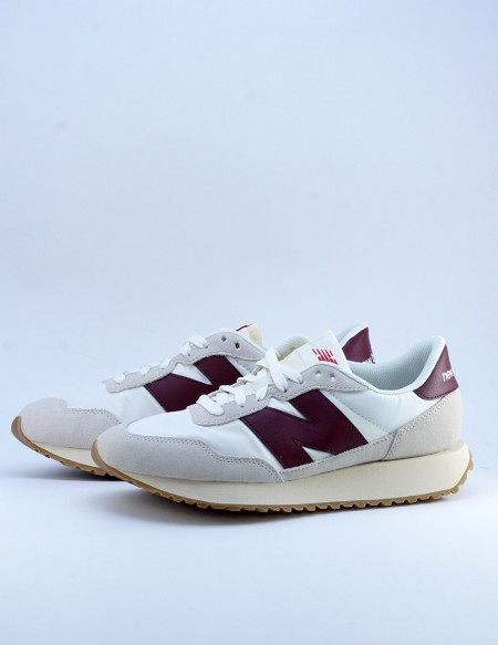 NEW BALANCE 237 SB BEIG/GRANATE