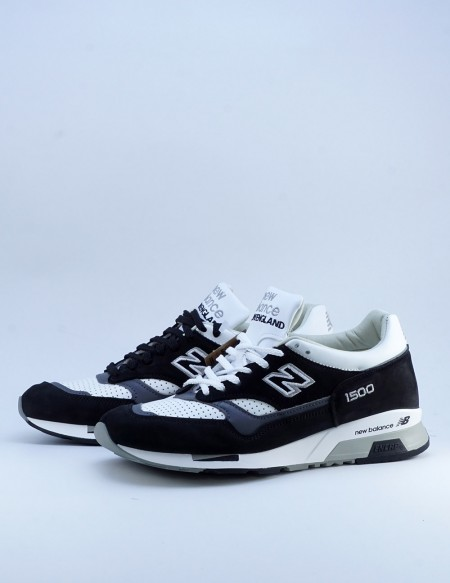 NEW BALANCE 1500 KGW MADE IN ENGLAND NEGRO/BLANCO